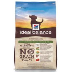 Hill's Ideal Balance No Grain Perro Adult Atún y Patata 2kg