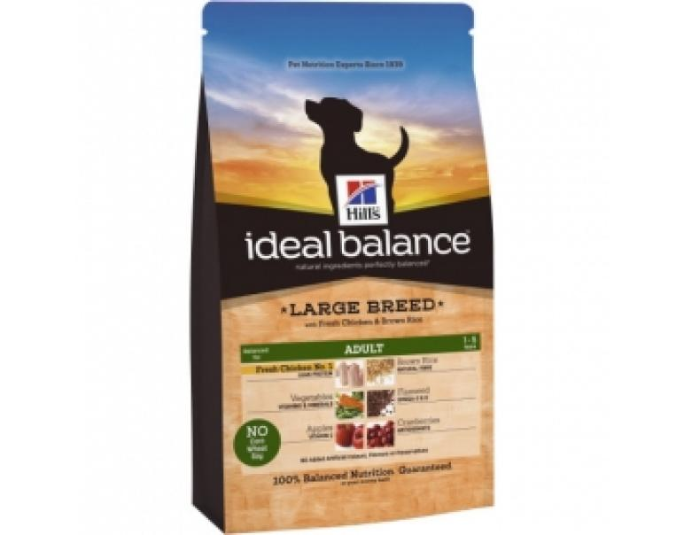 Hill's Ideal Balance Canine Adult Large Breed 12kg
