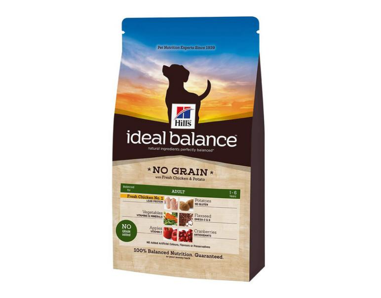 Hill's Ideal Balance Canine Adult No Grain Pollo-Patata 2kg