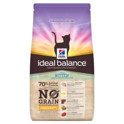 Hill's Ideal Balance No Grain Kitten Pollo y Patata 1,5kg