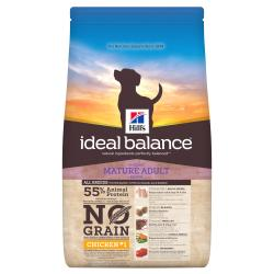 Hill's Ideal Balance No Grain Perro Mature Pollo y Patata 12kg