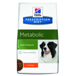 Hill's Prescription Diet Metabolic Perro con Sobrepeso 12kg