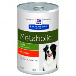 Hill's Prescription Diet Metabolic Perro con Sobrepeso Lata 370g