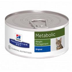 Hill's Prescription Diet Metabolic Gatos con Sobrepeso Lata 156g