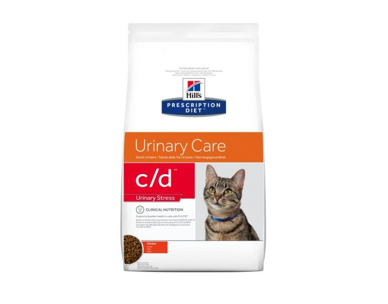 Hill's Prescription Diet Urinary Stress Gatos Tracto Urinario 8kg