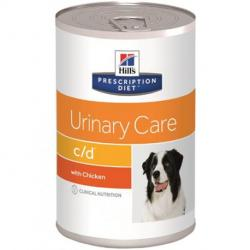 PACK AHORRO Hill's c/d Urinary Care 12 Latas x 370g