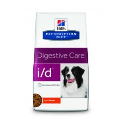 Hill's Prescription Diet i/d Perro Salud Digestiva 12kg