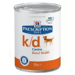 PACK AHORRO Hill's Canine k/d 24 Latas x 370g