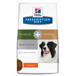 Hill's Prescription Diet Metabolic + Mobility Perro Articular y Sobrepeso 12kg