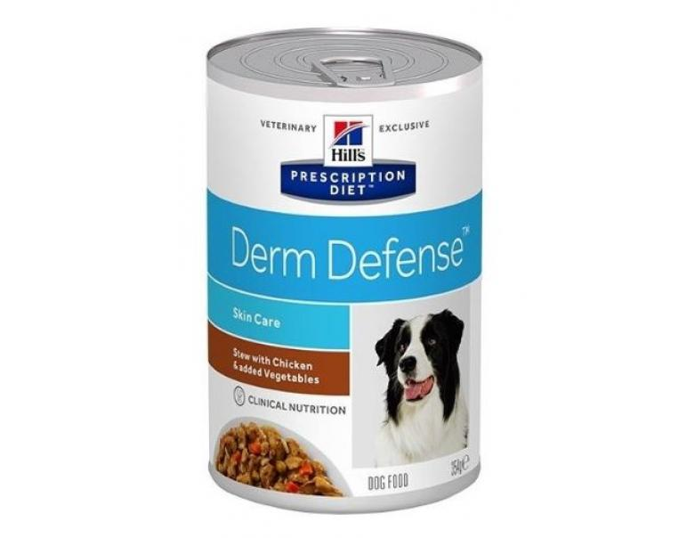 Hill's Prescription Diet Derm Defense Lata 354g