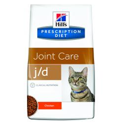 Hill's Prescription Diet j/d Gatos Salud Articular 2kg