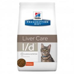 PACK AHORRO Hill's Prescription Diet Gato l/d 2x1,5kg