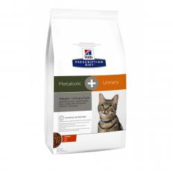 Hill's Prescription Diet Metabolic + Mobility Gatos Articular y Sobrepeso 1,5kg