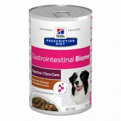 PACK AHORRO Hill's Prescription Diet Gastrointestinal Biome Estofado con Pollo y Verduras para Perros 12x354g