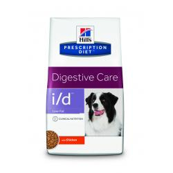 Hill's Prescription Diet i/d Low fat Perro Salud Digestiva 6kg