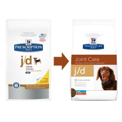Hill's Prescription Diet j/d Perro Mini Salud Articular 2kg