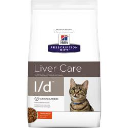 Hill's Prescription Diet l/d Gatos Salud Hepática 1,5kg