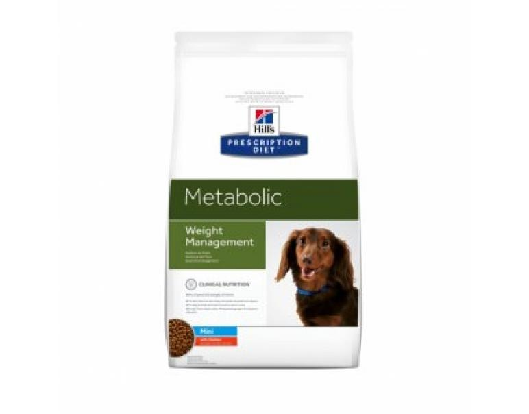 Hill's Prescription Diet Metabolic Perro Mini con Sobrepeso 6kg