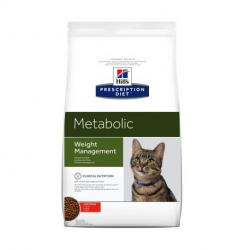 PACK AHORRO Hill's Prescription Diet Metabólico (Pienso Gato) 2 x 8 Kg