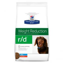 Hill's Prescription Diet r/d Peso Mini 1,5kg