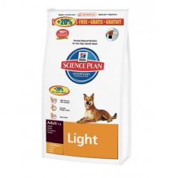 PACK AHORRO Hill's Science Plan Adult Light con Pollo 2 x 12kg