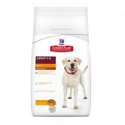 Hill's Science Plan Adult Light Razas Grandes Pienso para Perros 14kg