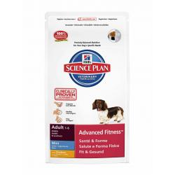 Hill's Science Plan Canine Adult Advance Fitness Small& Mini Pollo  2.5 kg