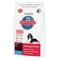 Hill's Science Plan Perro Adult Raza Mediana Atún y Arroz 12kg