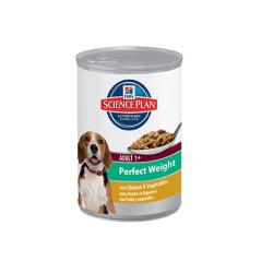 Hill's Science Plan Perro Adult Perfect Weight  Lata 360g