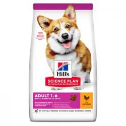 Hill's Science Plan Small & Mini Perros Adultos con Pollo 300gr