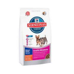 Hill's Science Plan Canine Mature Adult 7 Small & Mini Pollo  3 kg