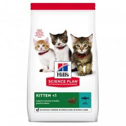 Hill's Science Plan Cat Kitten con Atún para Gatitos 1,5kg