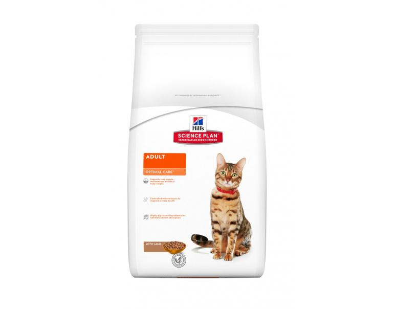 Hill's Science Plan Gato Adult Cordero 2kg
