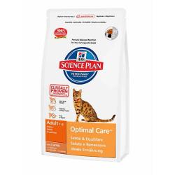Hill's Science Plan Feline Adult con Cordero 5 kg