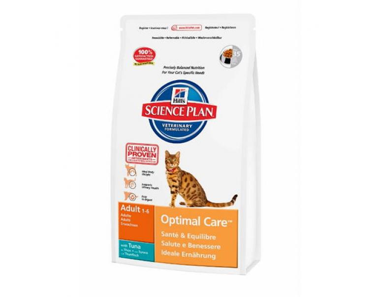 Hill's Science Plan Gato Adult Atún 10kg