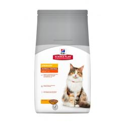 Hill's Science Plan Gato Adult Hairball Pollo 1,5kg