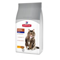 Hill's Science Plan Gato Mature Adult 7+ Hairball  1,5kg
