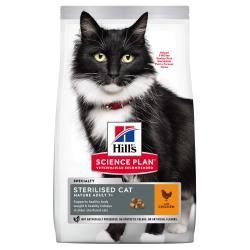 Hill's Science Plan Gato Esterilizado +7 Pollo 1,5kg