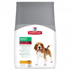 Hill's Science Plan Perfect Weight Canine Medium Adult 12kg