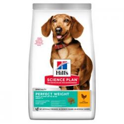 Hill's Science Plan Perfect Weight Small & Mini Pollo 1,5kg