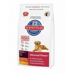 PACK AHORRO Hill's Science Plan Adult Advance Fitness Razas Grandes con Pollo 2 x 18kg
