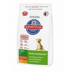 PACK AHORRO Hill's Science Plan Puppy Healthy Development Razas Grandes con Pollo 2 x 16kg