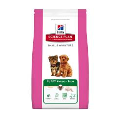Hill's Science Plan Puppy Small & Miniature 1,5kg