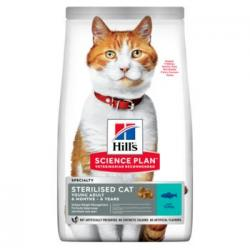 Hill's Science Plan Sterilised Cat Young Adult con Atún 3kg