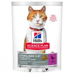 Hill's Science Plan Sterilised Cat Young Adult con Pato 3kg
