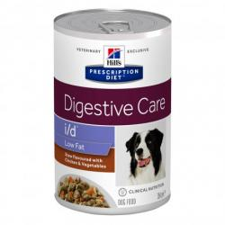 Hill´s Canine Digestive Care i/d Low Fat 12x354g