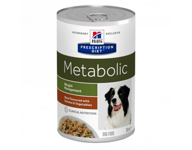 Hill´s Canine Metabolic Weight Management 12x354g