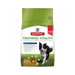 Hill's Science Plan Perro Youthful Vitality Adult 7+ Raza Mediana Pollo y Arroz 10kg