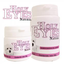 Holy Eyes Blanqueador Lagrimal Natural 60g