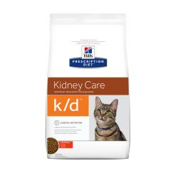 Hill's Prescription Diet k/d Gatos Salud Renal 1,5kg